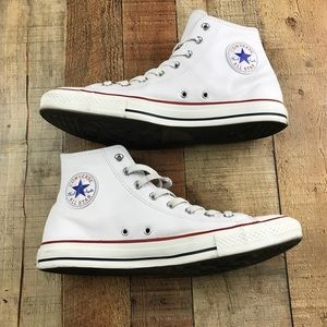 Converse Shoes   Converse White Leather